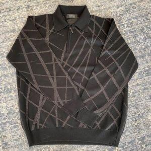 Versace men's sweater size Large, wool